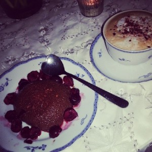 chia sjokoladepudding