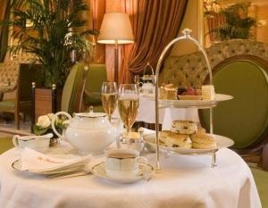 Afternoon-Tea, Dorchester Hotel