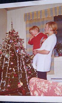 Mæ og mamma - julefeiring på Hellesylt <3